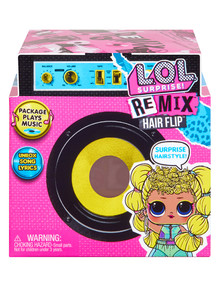 LOL Surprise Remix Hair Flip Tots, Assorted product photo
