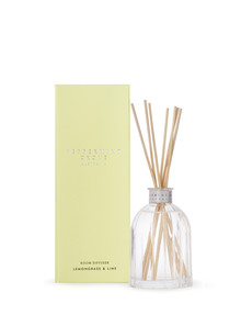 Peppermint Grove Lemongrass & Lime Mini Diffuser ,100ml product photo