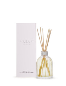 Peppermint Grove Patchouli & Bergamot Mini Diffuser, 100ml product photo