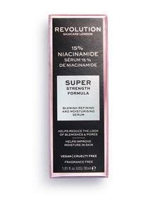 Makeup Revolution Extra 15% Niacinamide Serum, 30ml product photo