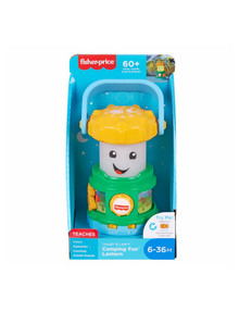 Fisher Price Laugh & Learn Camping Fun Lantern product photo