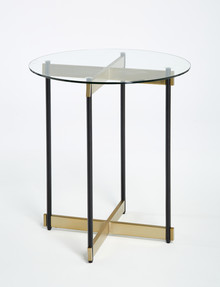 LUCA Kyoto Side Table, Glass product photo
