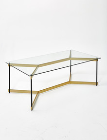LUCA Kyoto Rectangle Coffee Table, Glass product photo