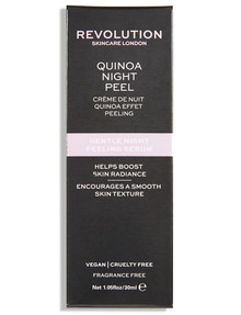 Makeup Revolution Skincare Quinoa Night Peel Serum, 30ml product photo