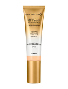 Max Factor Miracle Second Skin Foundation product photo