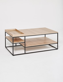 LUCA Soho Coffee Table, Natural product photo