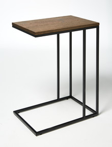 LUCA Soho C Base Side Table, Smoke product photo