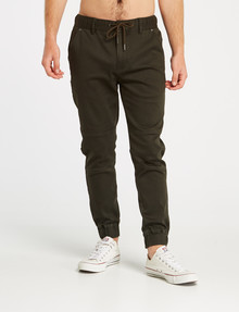 Tarnish Weekender Jogger Pant, Khaki product photo