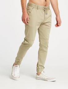Tarnish Weekender Jogger Pant, Sand product photo