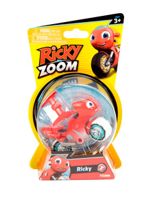 Ricky Zoom Ricky Figure, Assorted product photo