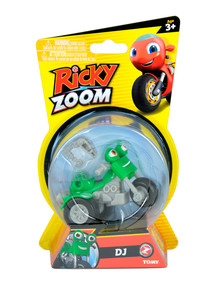 Ricky Zoom Core Figures, Assorted product photo
