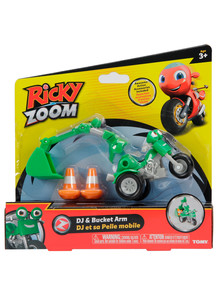 Ricky Zoom Action Racer, Assorted product photo