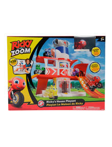 Ricky Zoom Ricky's House Play set product photo