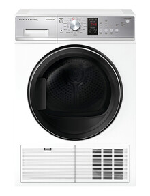 Fisher & Paykel 8kg Heat Pump Condensing Dryer, White, DH8060P3 product photo
