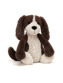 Jellycat Bashful Fudge Puppy, Medium product photo
