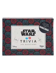 Games Star Wars Trivia product photo