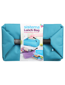 Sistema Lunch Bag To Go, Assorted product photo