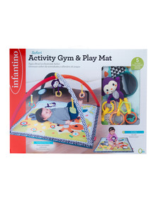 Infantino Infantino Safari Activity Gym & Play Mat product photo