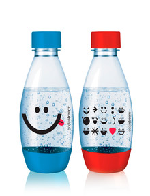 Sodastream Limited Edition Kids Fuse Bottle, 2-Pack, 500ml product photo