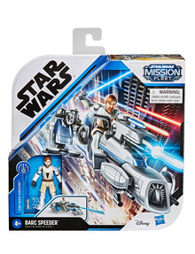 Star Wars Mission Fleet Expedition Class, Assorted product photo