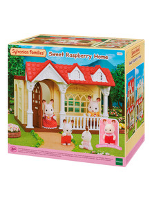 Sylvanian Families Sweet Raspberry Home product photo