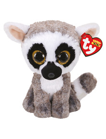 Ty Beanies Boos Linus Lemur product photo