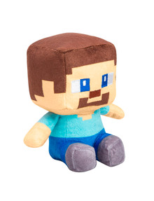 Minecraft Mini Crafter Plush, Assorted product photo