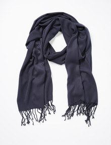 Boston & Bailey Essential Scarf, Navy product photo