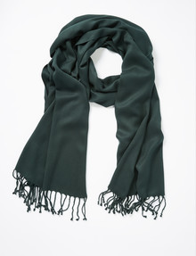 Boston & Bailey Essential Scarf, Olive product photo
