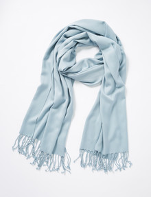 Boston & Bailey Essential Scarf, Light Blue product photo