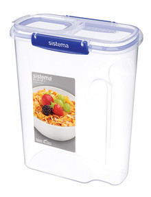 Sistema Klip It+ Cereal, 4.2L product photo