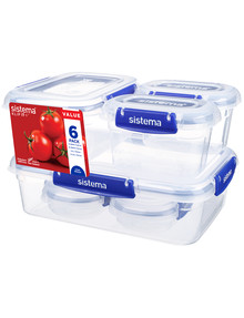 Sistema Klip It+ Starter Pack, Set-of-6 product photo
