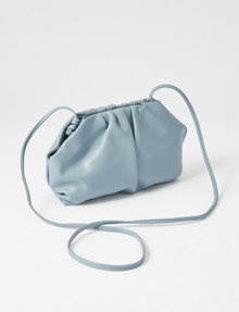 Whistle Larsa Mini Soft Cross-Body Bag, Periwinkle Blue product photo