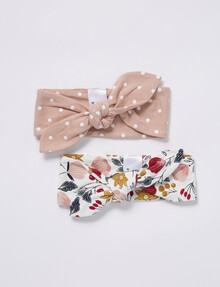 Teeny Weeny Enchanted Forest Headbands, 2-Pack product photo
