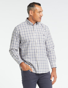 Logan Worsley Long-Sleeve Shirt, Sage product photo