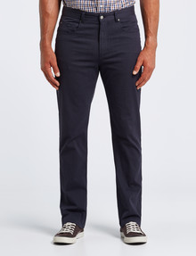 Logan Addon Pants, Denim product photo