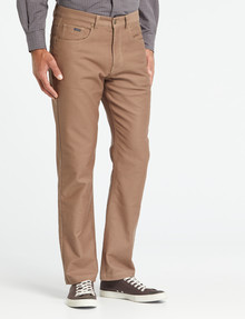 Logan Moleskin Pant, Bronze product photo