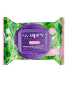 Swisspers Eco Wipes, Sensitive, 25s product photo