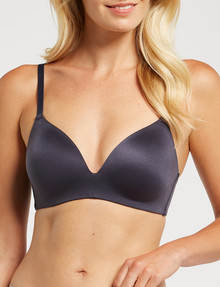 Lyric Wirefree Bra, French Navy, A-D Cup product photo