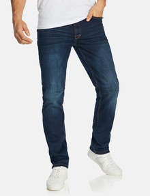 Connor Wade Straight-Fit Jean, Blue product photo
