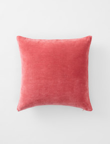 Sheridan Newcomb Cushion, Raspberry product photo