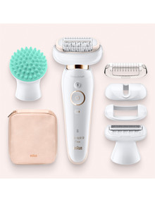 Braun Silk-Epil 9 Flex Wet & Dry Epilator, SES9020 product photo