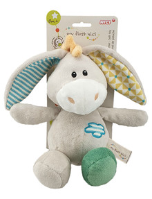 Nici My First Nici Soft Toy Donkey, 25cm product photo