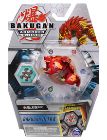 Bakugan Deluxe 1 Pack Series 2.5, Assorted product photo