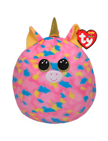 Ty Beanies Squish A Boos Fantasia Unicorn product photo