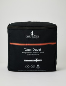 Fairydown 450gsm Wool Duvet Inner product photo