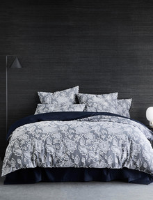 Sheridan Jensson Duvet Cover Cover Set , Midnight product photo