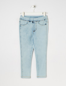 Mac & Ellie Jegging, Light Blue product photo