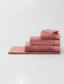 Sheridan Luxury Retreat Towel Range, Redwood product photo