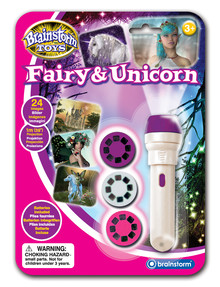 Torch And Projector, Fairy And Unicorn product photo